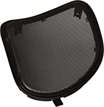 Hogtunes RG RM Black Replacement Front Speaker Grilles for 2015-2016 Harley-Davidson FLTR Road Glide Models
