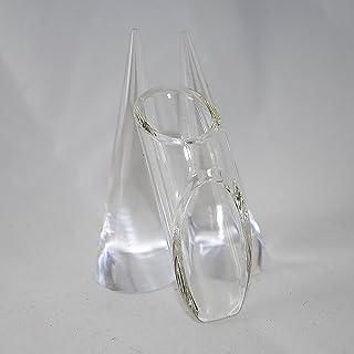 Placas de cristal deslizantes para tocar la guitarra