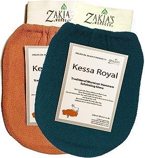Kessa Scrubbing Treatment Gloves