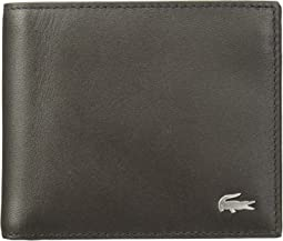 Lacoste - Large Billfold and Coin Wallet