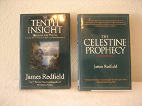 SET OF 2 JAMES REDFIELD BOOKS! The Celestine Prophecy & The Tenth Insight