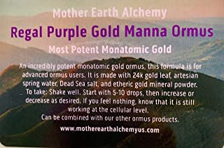 Best monoatomic gold effects Reviews
