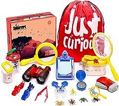 Xplorerz 23-PACK Outdoor Explorer Kit For Kids, Kids Explorer Kit, Kids Bug Catcher Kit For Kids, Outdoor Exploration Kit For Kids, Explorer For Boy