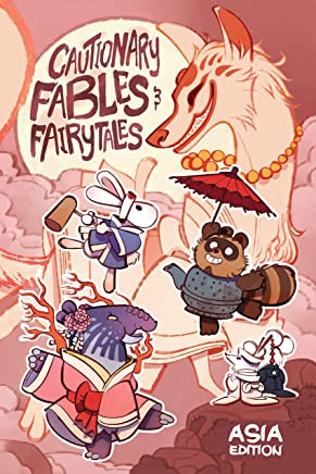 Cautionary Fables and Fairy Tales Vol. 3: Asia Edition (English Edition)