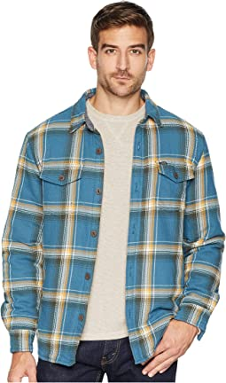 Summit Shirt Jacket with Ultra Soft Faux Sherpa Lining
