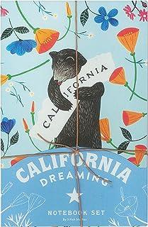 California Dreaming Notebook Set