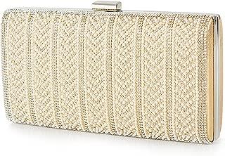 Bling Crystal Clutch Blush Bridal Handbag, Wedding Clutch, Great Gatsby Wedding Theme Flapper