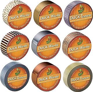 Duck Brand Adhesive Craft Tape Bundle Sets Multicolor Metallic