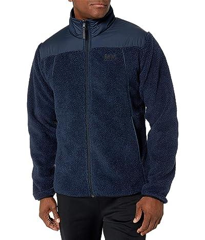 Helly Hansen Oslo Reversible Pile Jacket (Navy) Men