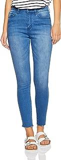Lee Women's Lola High Rise Super Skinny Crop Jean