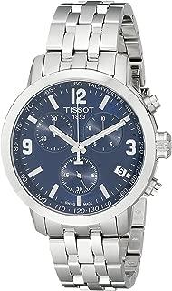 Tissot Men's T0554171104700 PRC200 Stainless Steel Watch
