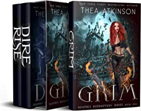 Reapers Redemption Box Set Complete Series: Books 1-3 (Grim, Dire, Rise) (Reaper's Redemption)
