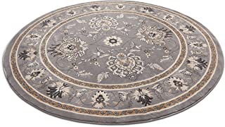 Best traditional round rugs Reviews