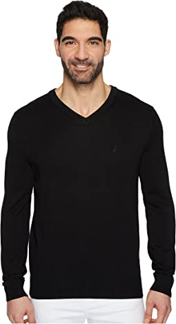 12 Gauge V-Neck Sweater