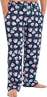 Pantalon Pijama Hombre, Ropa para Hombre 100% Algodon Suave, Pantalones Largos Hombre de Pijama, Regalos para Hombre y Chico Adolescente Talla S - 3XL