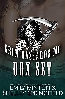 Grim Bastards MC Box Set: Including: Death of a Bastard (Grim Bastards MC Book 6)