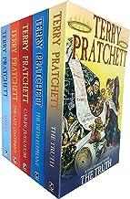 Terry pratchett Discworld novels Series 5 :5 books collection set
