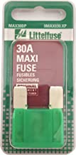 Littelfuse MAX30BP MAXI Slo-Blo 299 Series Automotive Blade Fuse