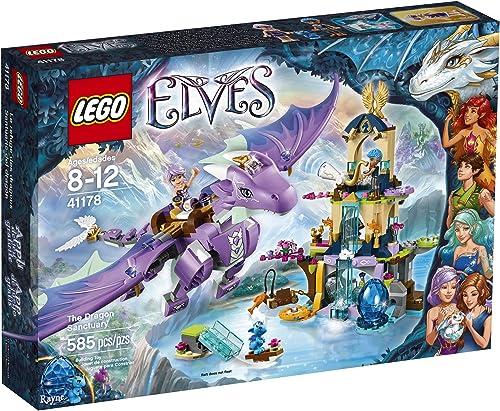 ahorra hasta un 50% LEGO Elves 41178 The Dragon Sanctuary Building Kit (585 Piece) Piece) Piece) by LEGO  hasta 42% de descuento