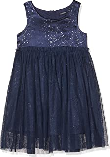 blue seven Mädchen Kleid Mit Tüllrock Vestido para Niñas
