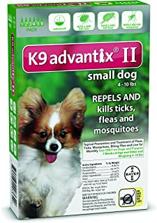 Advantix 6 Month Dogs 1 10 Green