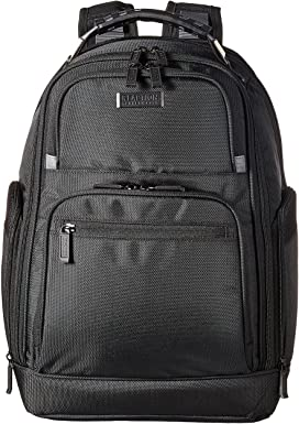 f0c86badf Expandable Dual Compartment Computer Backpack. 21. Kenneth Cole Reaction