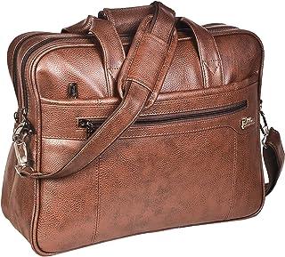 GOLDLINE Stylish Office Bag 17L/Travelling Bag/Backpack/Messenger Bag/Marketing Bag/Multipurpose Bag/Executive Bag/Satchel...