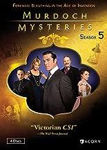 Murdoch Mysteries, Season Five