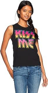 KISS Women's Fashion Muscle Tees