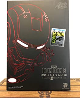 Best magnetic floating iron man 3 action figure Reviews