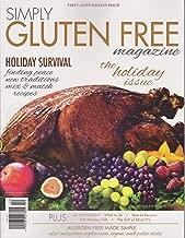 Simply Gluten Free Magazine November/December 2013