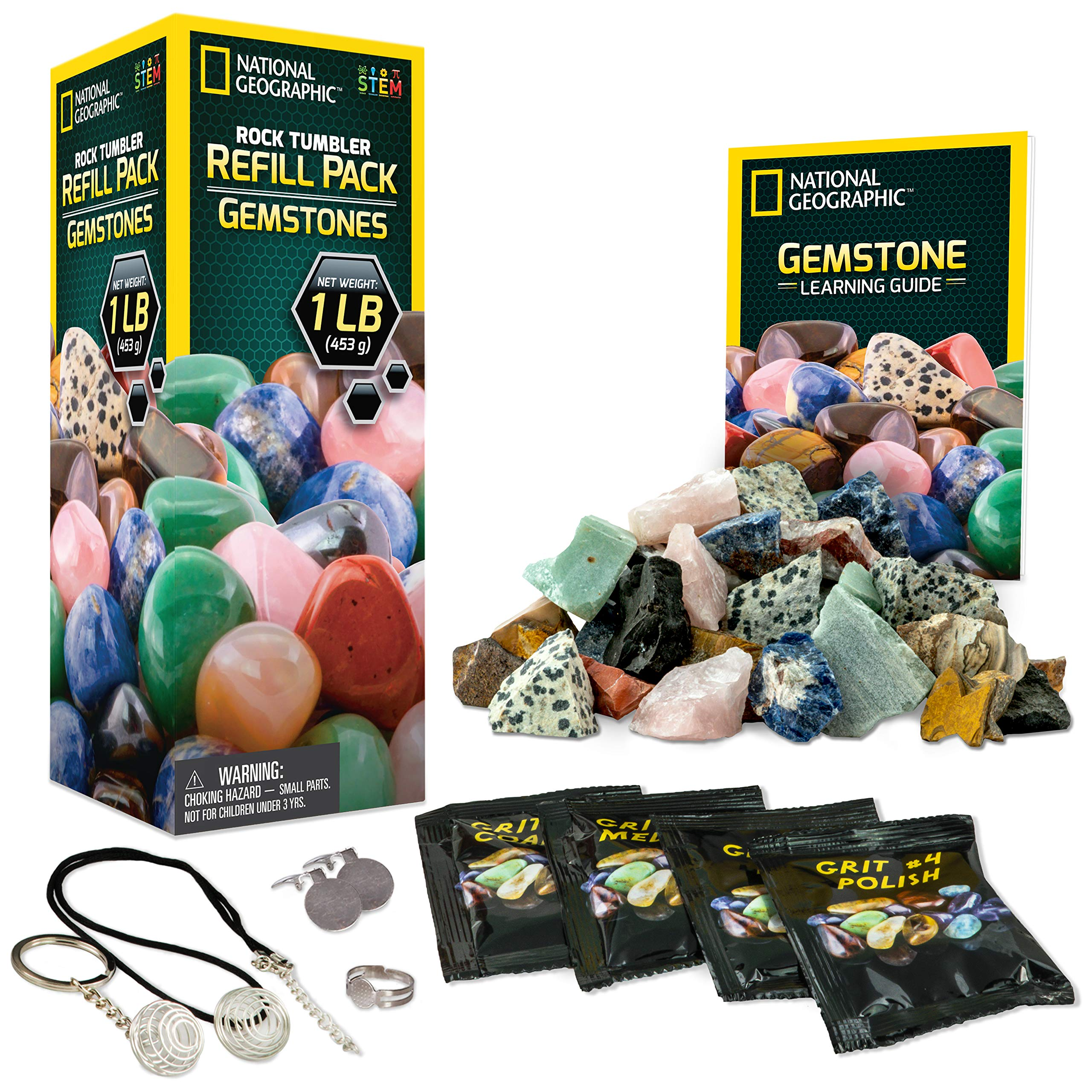 National Geographic Gemstone Refill Tumbler