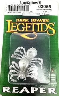 Giant Spiders II