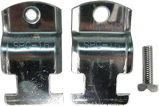 南電機 パイプハンガーサドル SPC-16 ステンレス製 (20個/箱)