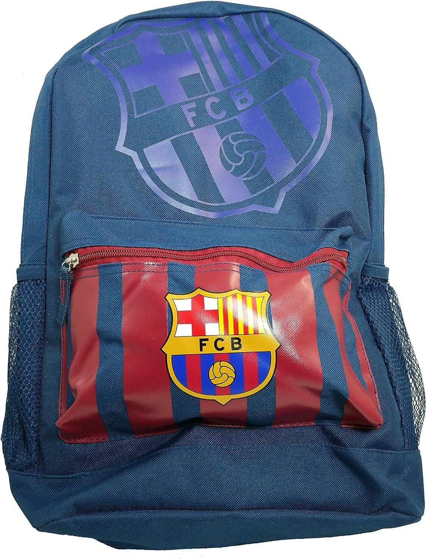 FC Barcelona Official Licensed Messi School Cinch shoes Soccer Backpack 05
