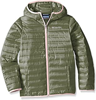 Columbia Flash Forward Hooded Down Jacket,  Cypress,  Large