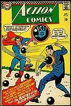 ACTION COMICS #341 1966-SUPERMAN-BATNAN-SUPERGIRL FN-