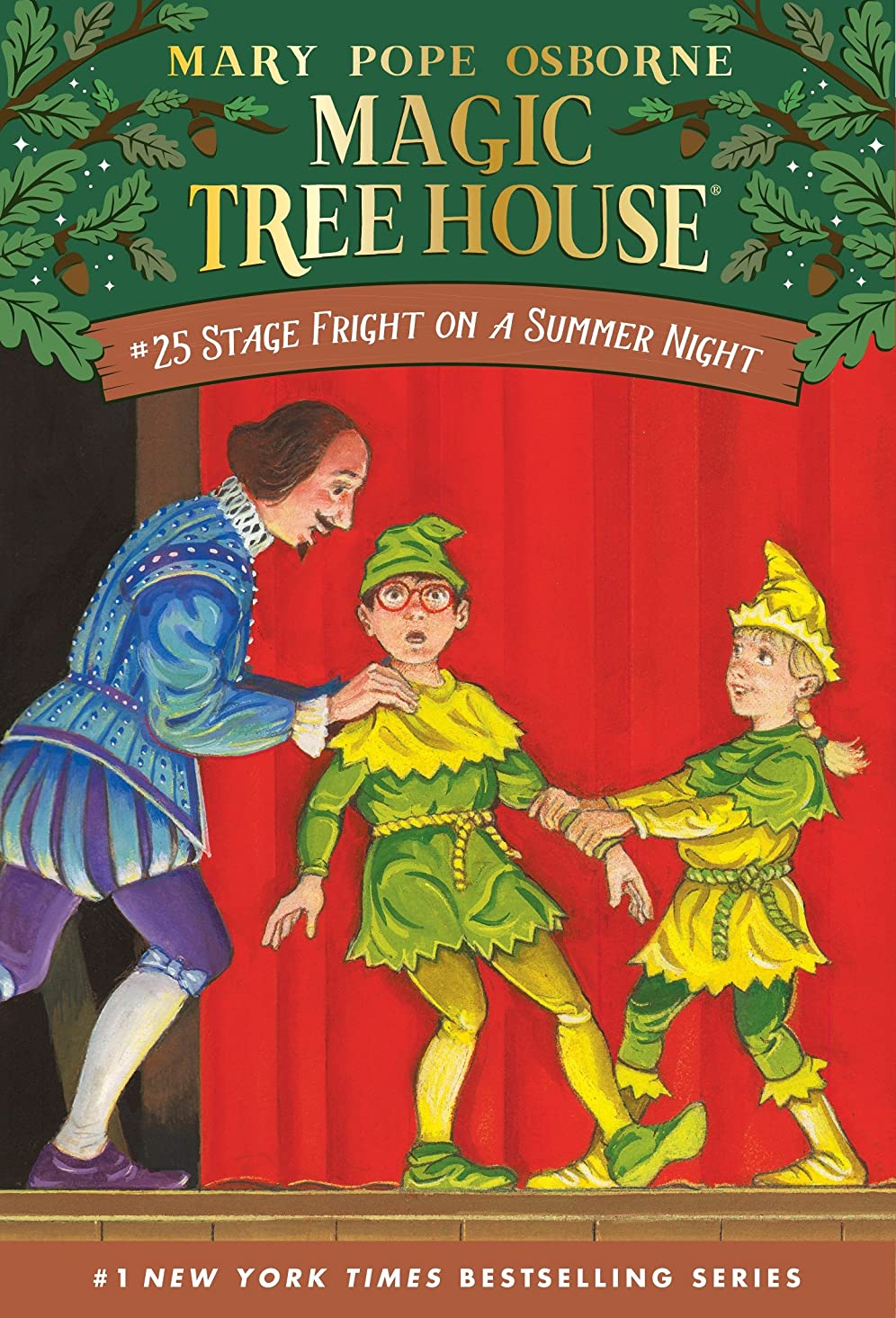 選択するズームインする他のバンドでStage Fright on a Summer Night (Magic Tree House Book 25) (English Edition)