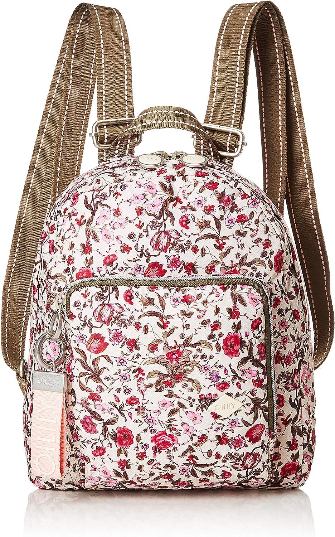 Oilily Damen Groovy Backpack Svz Rucksack, 9.0x26.0x22.0 cm B07GH528WL  Ausgezeichnet