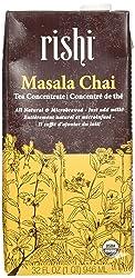 Rishi Tea Bev Masala Chai Concentrated, 32 oz