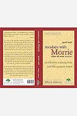 Tuesdays with Morrie (Gujarati Edition) Kindle Edition