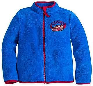Lightning McQueen Fleece Jacket for Boys Blue