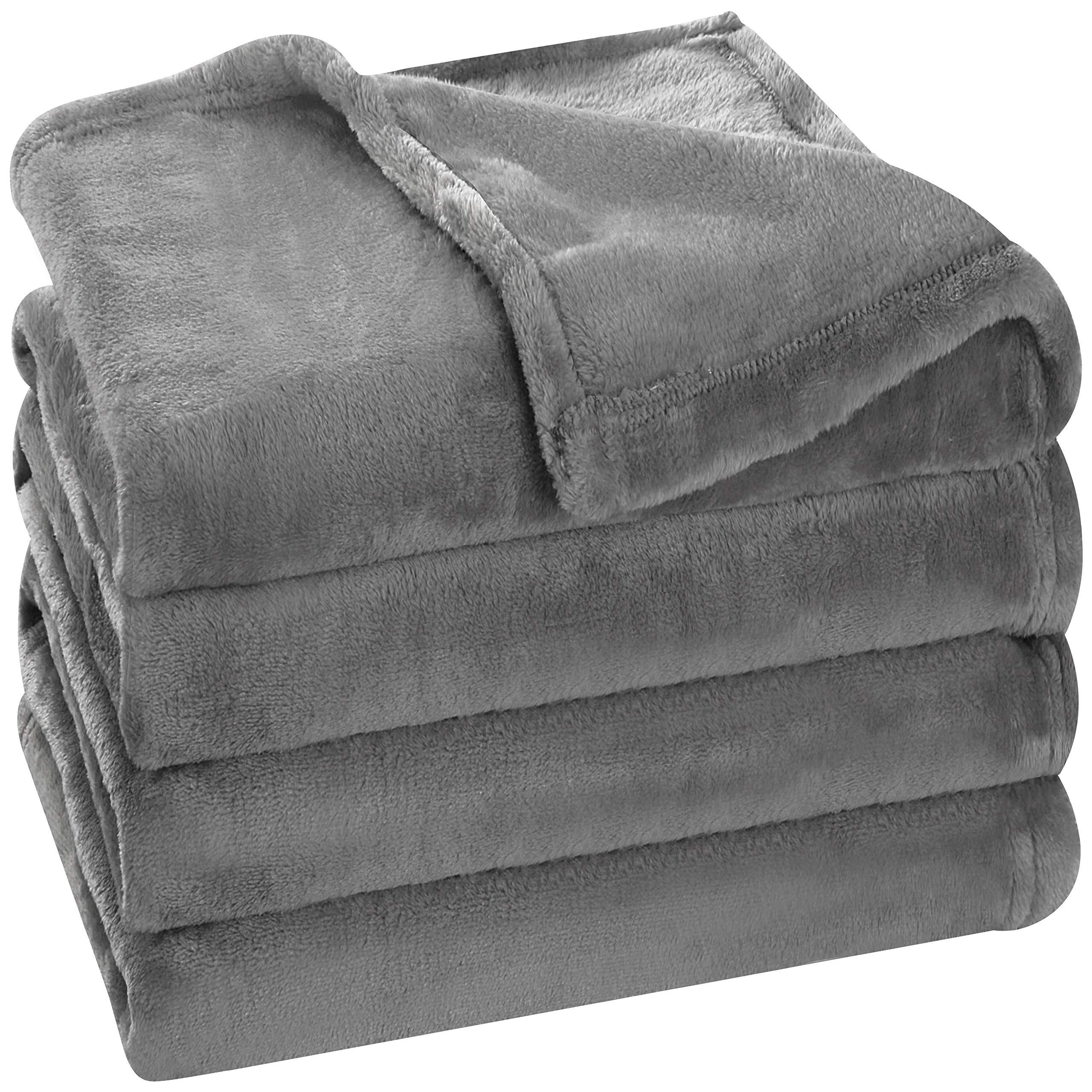 Utopia Bedding Blanket Lightweight Microfiber