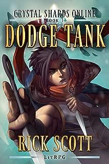 Dodge Tank: A LitRPG Fantasy Sci-fi (Crystal Shards Online Book 1)