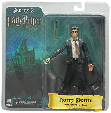 NECA The Order of the Phoenix Series 2 Harry Potter Action Figure