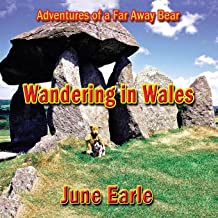 Wandering in Wales: Series - Book 4 (Adventures of a Far Away Bear) (Volume 4)