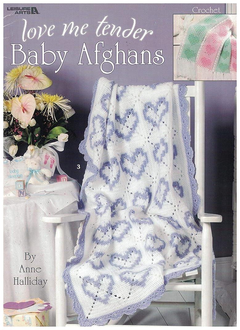 Love Me Tender Baby Afghans - Crochet Patterns
