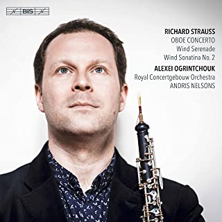 R. Strauss: Oboe Concerto, Serenade & Sonatina No. 2