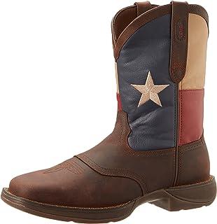 حذاء رجالي غربي من Durango مقاس 27.94 سم بدون سحب DB4446