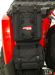 American Trails ATV Fender Bag Black